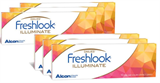 Freshlook Illuminate Dailies 30 Pack