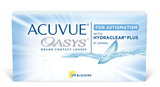 Acuvue Oasys for Astigmatism 6 pk