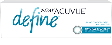 Acuvue 1 Day Define Sparkle